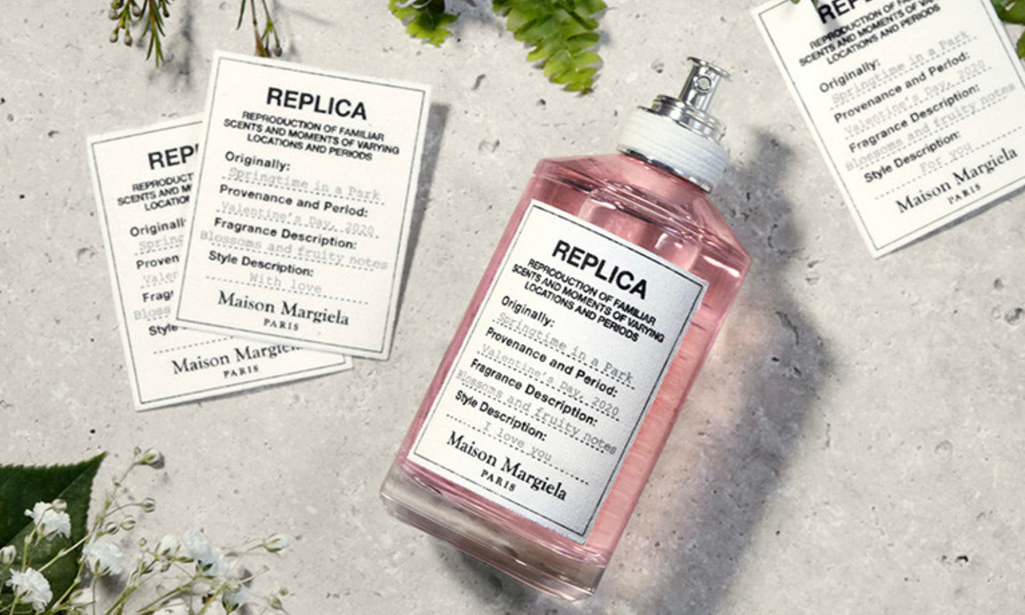 Maison Margiela 推出 「Replica」全新香氛