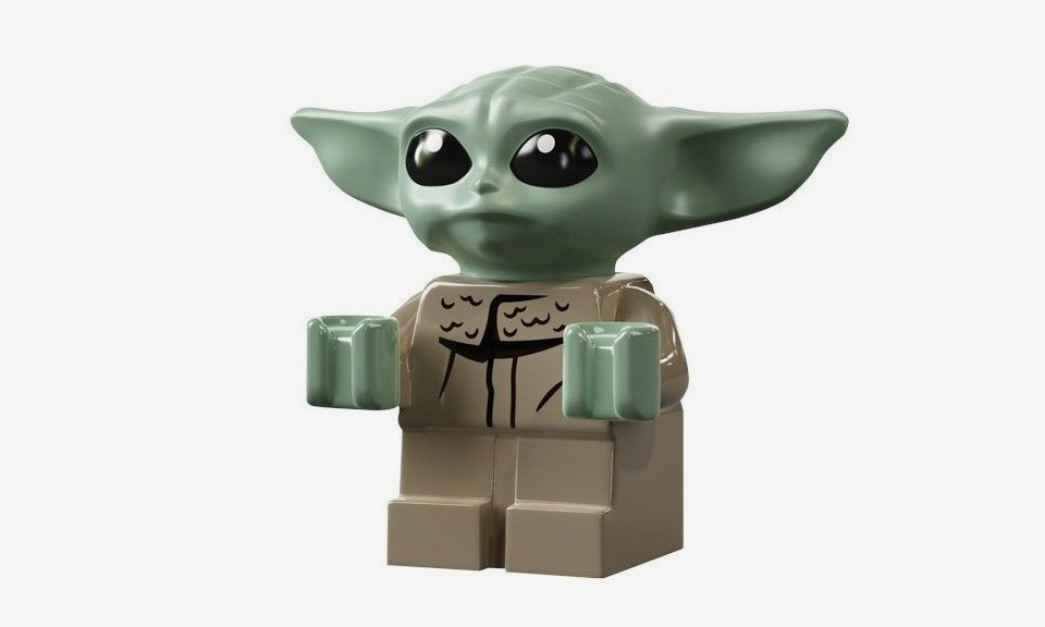 LEGO 将在今年推出《曼达洛人》主题玩具套装