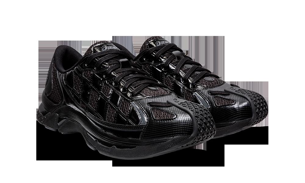 黑灰配色本周开售,ASICS X KIKO KOSTADINOV GEL-KIRIL 鞋款近赏