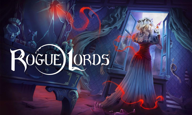 Cyanide Studio 发布最新游戏《Rogue Lords》