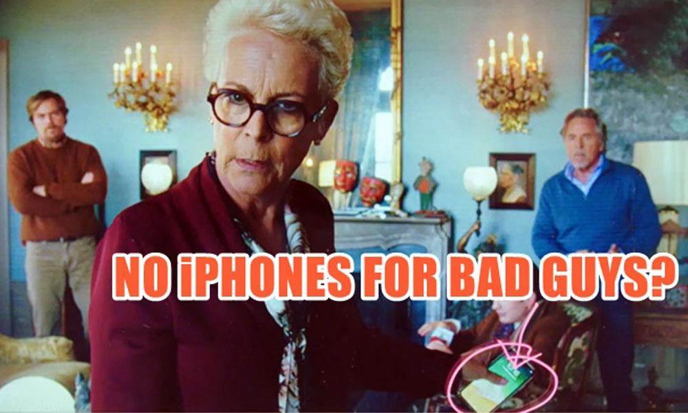 《利刃出鞘》导演爆料:电影中坏人不能用 Apple 产品