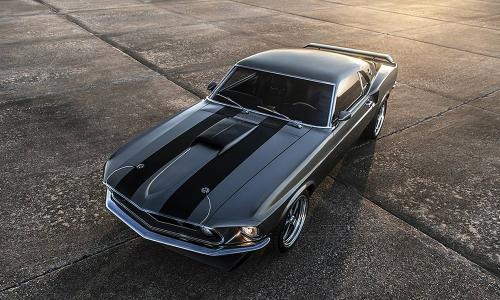《疾速追杀》中的 Ford Mustang 车款现已上架发售