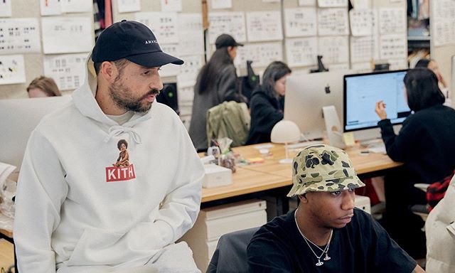 Ronnie Fieg 提前透露 KITH x The Notorious B.I.G. 联名