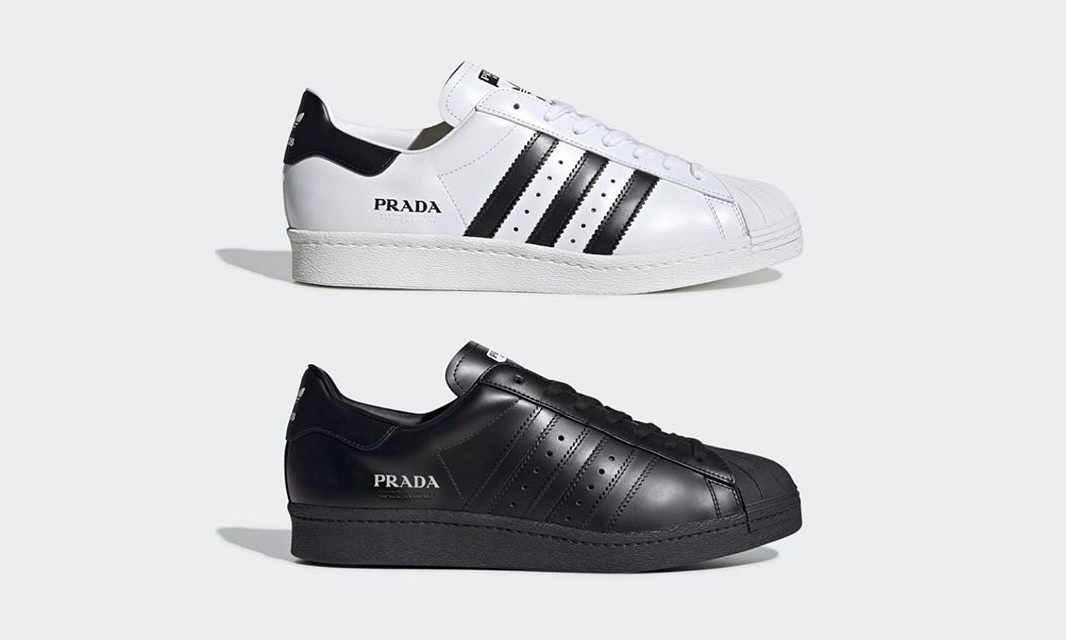 PRADA for adidas Superstar 新配色释出