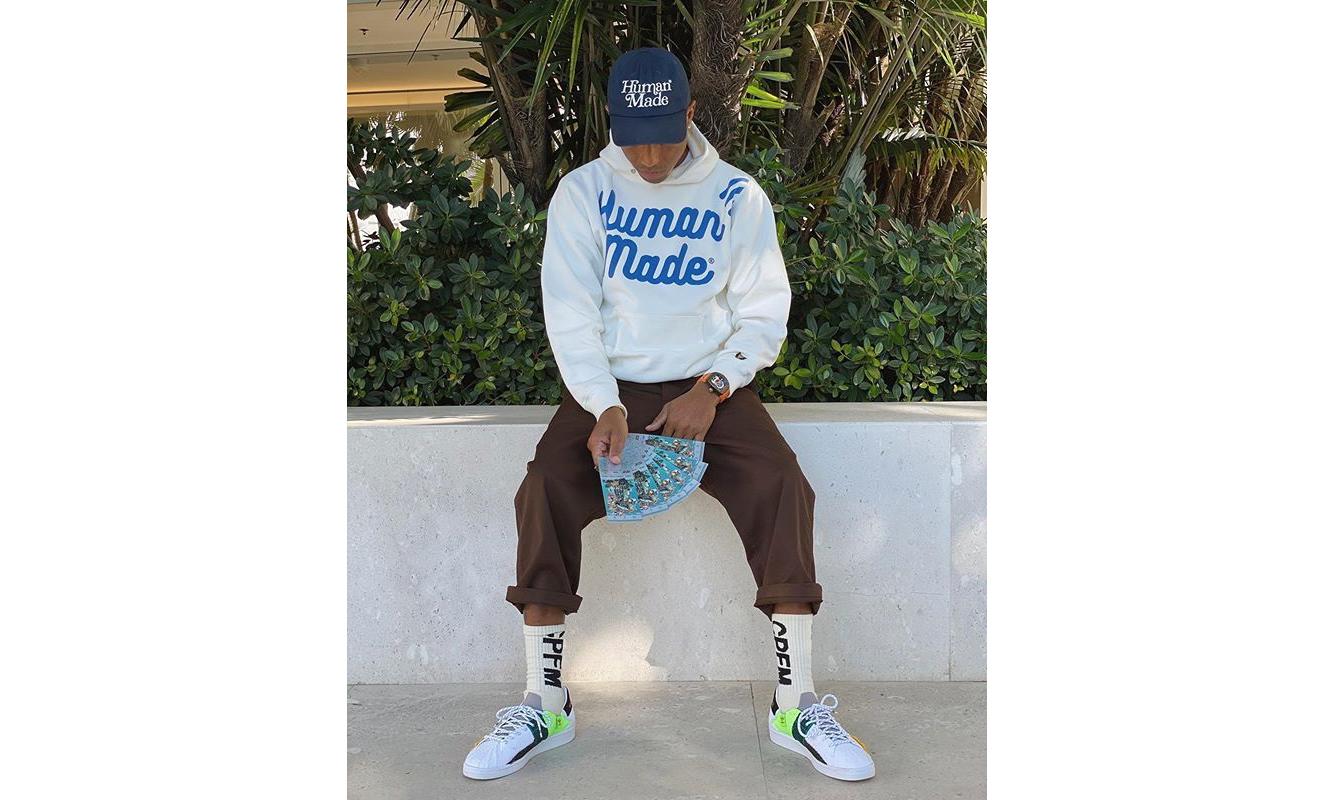 抢先预览 Pharrell Williams x adidas Originals 联名 Superstar