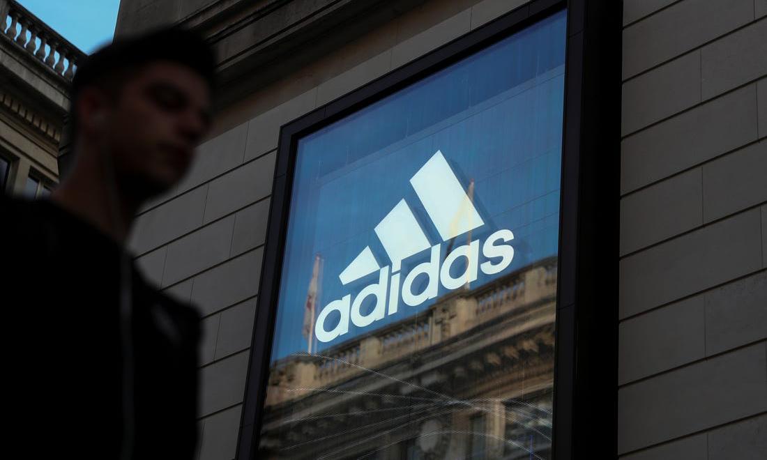 受新冠疫情影响,adidas 近一个月在华销售额大跌 85%