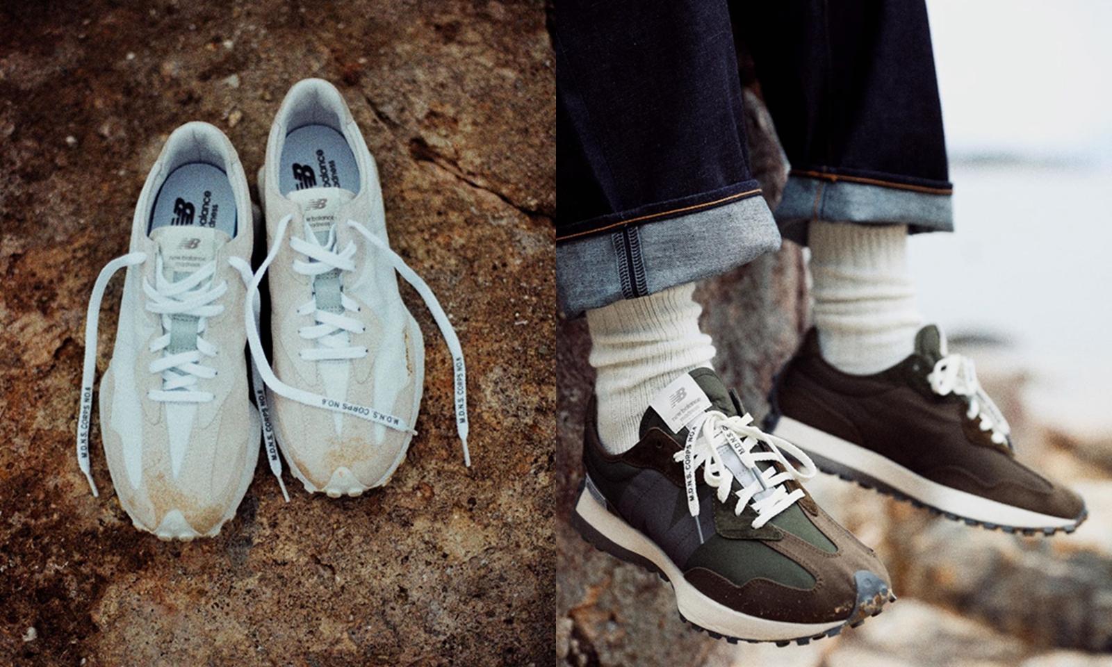 余文乐「泄密」全新 MADNESS x New Balance 合作鞋款
