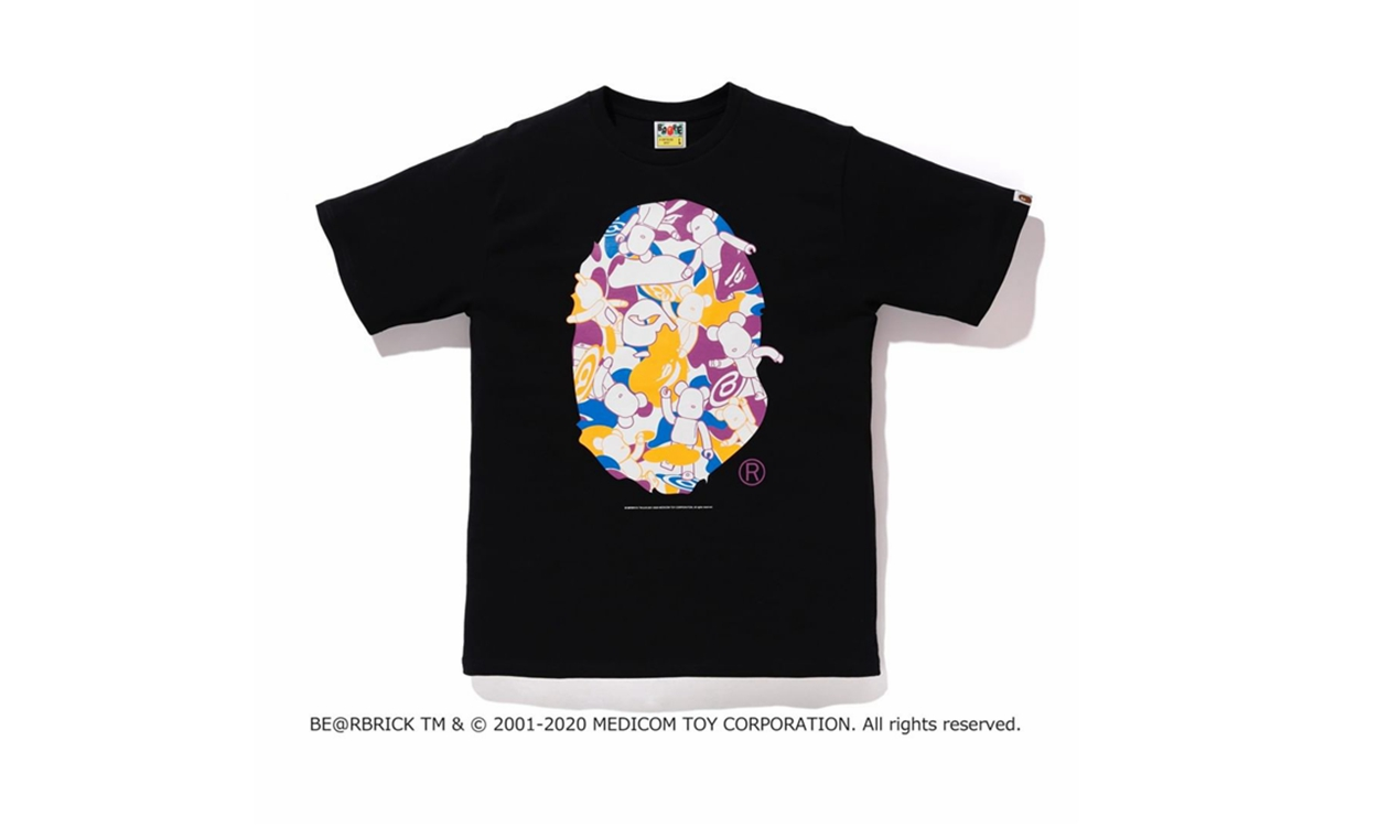 MEDICOM TOY x A BATHING APE® 合作系列正式上线