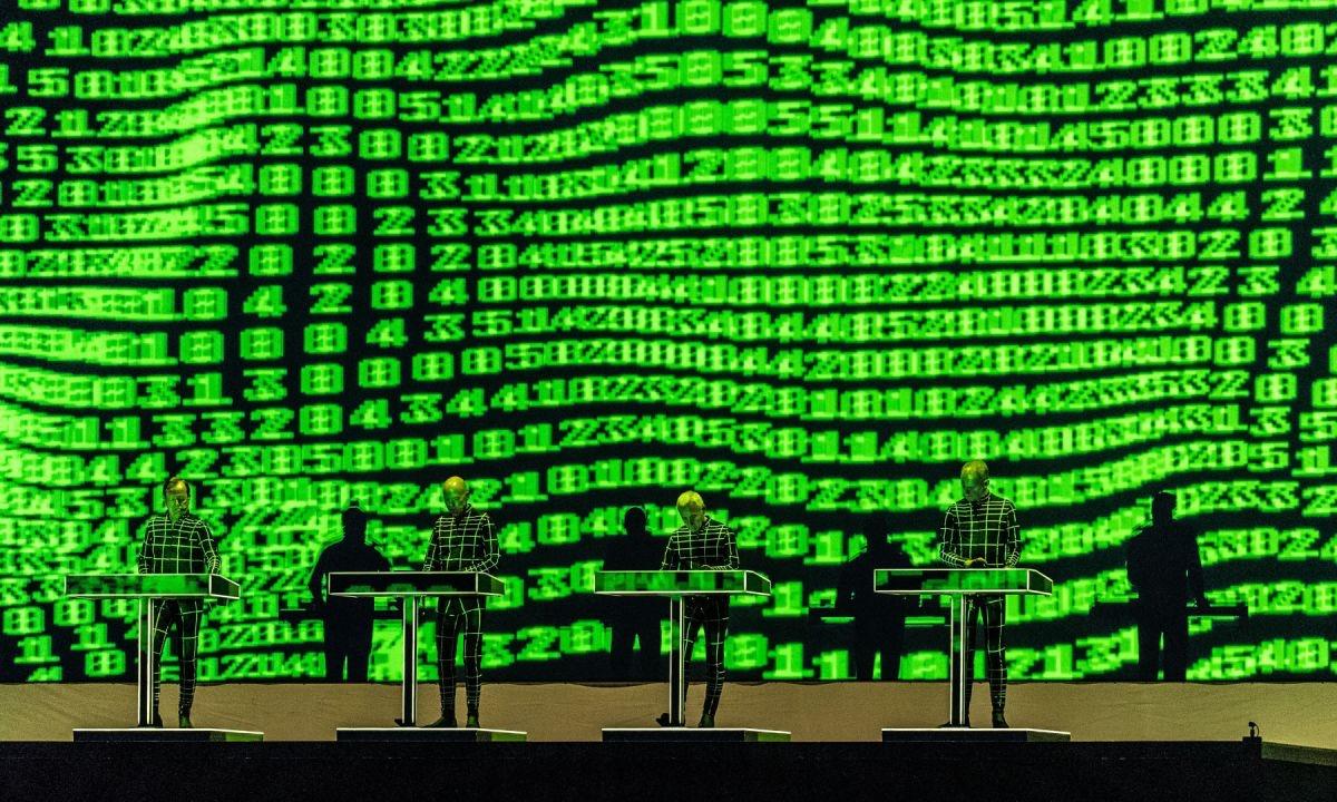 前卫电子乐队 Kraftwerk 将展开全新 3D 巡演