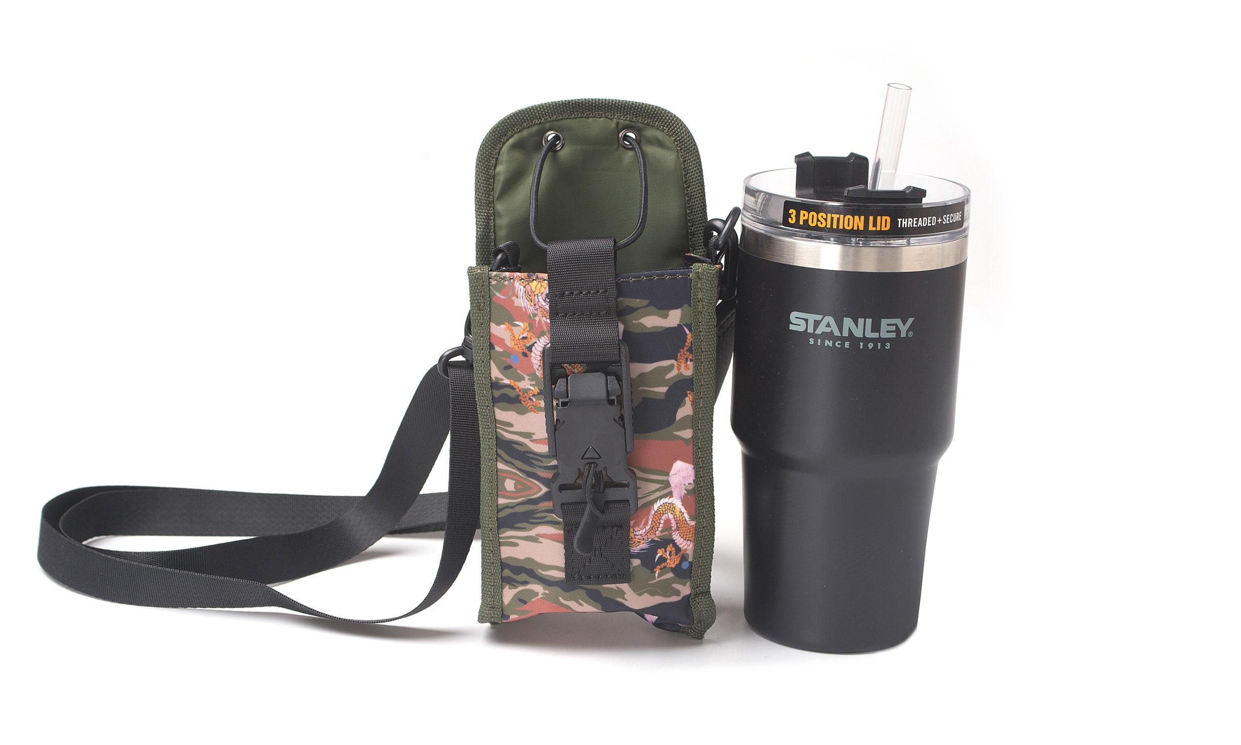 INXX 联手 Stanley 推出吸管杯