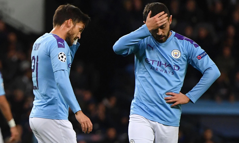 足坛重磅,曼城队被判罚禁赛欧战 2 个赛季