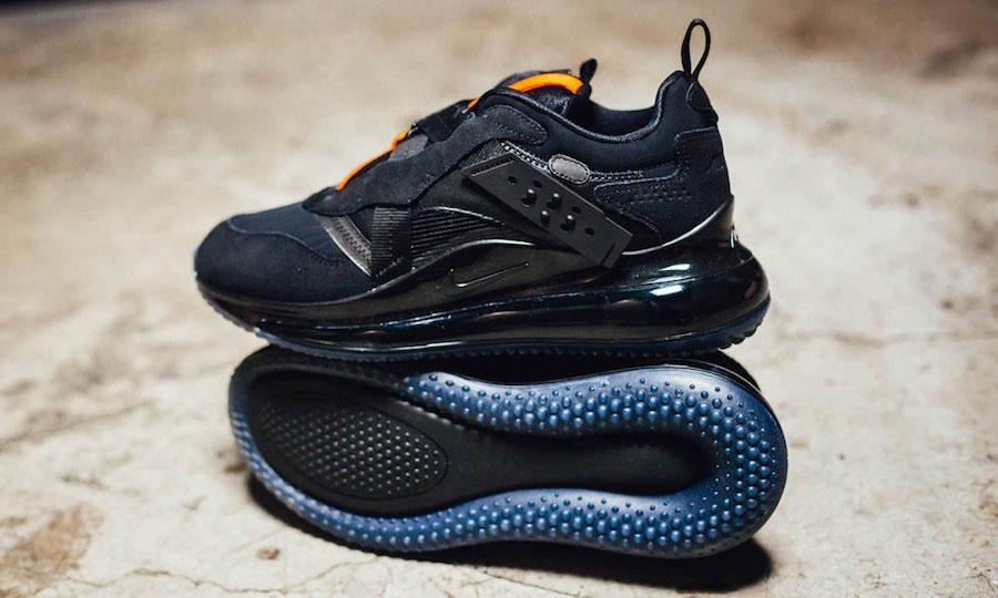 Odell Beckham Jr. 联手 Nike 推出无鞋带版 Air Max 720