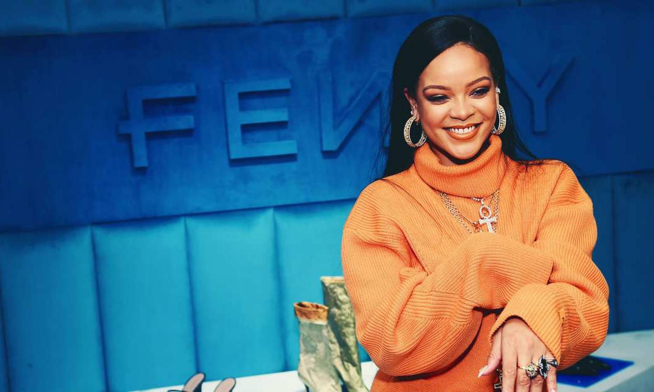 终于有眉目,Rihanna 透露将与 Pharrell 录制新单曲