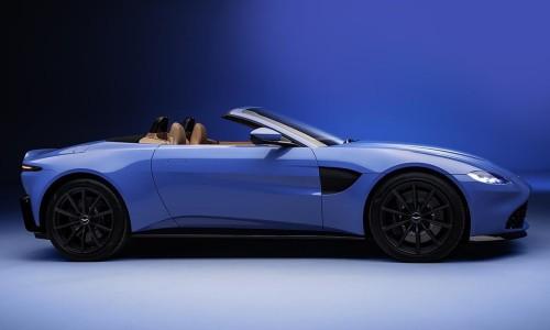 典雅追求,Aston Martin 发布全新 Vantage 跑车