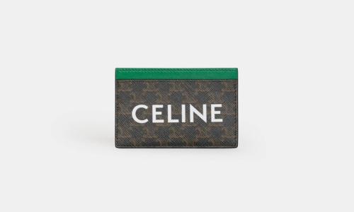 Celine 经典款 Triomphe Canvas 系列推出全新配色