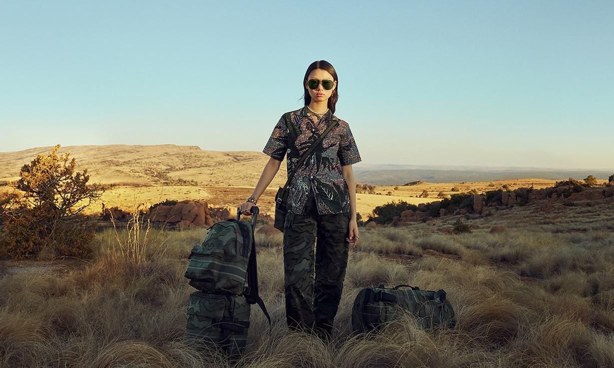今季最火旅行配件?Dior 推出全新 Dior Travel 系列