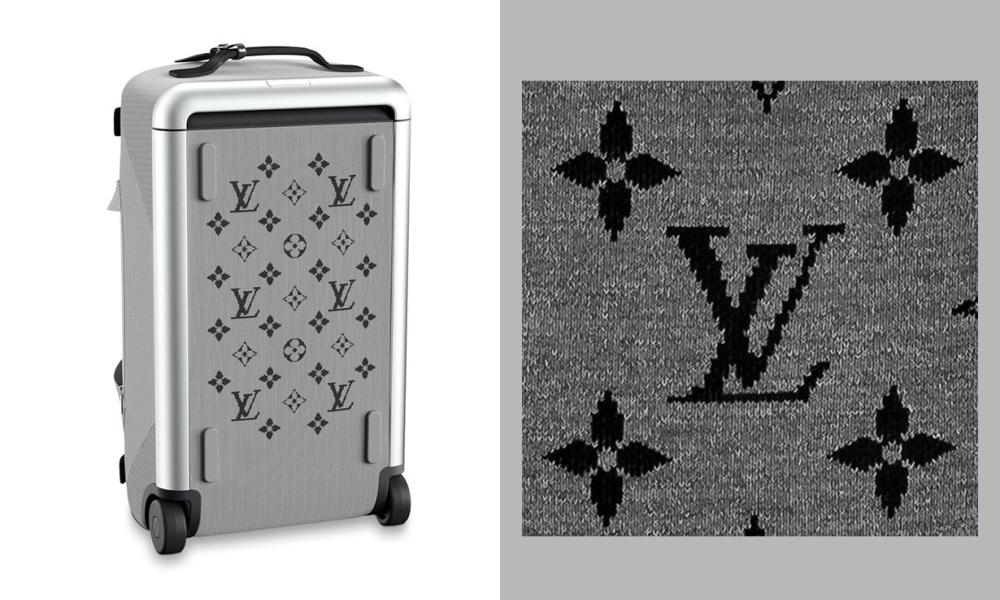 将经典 Monogram 完美移植,Louis Vuitton 推出多色旅行箱