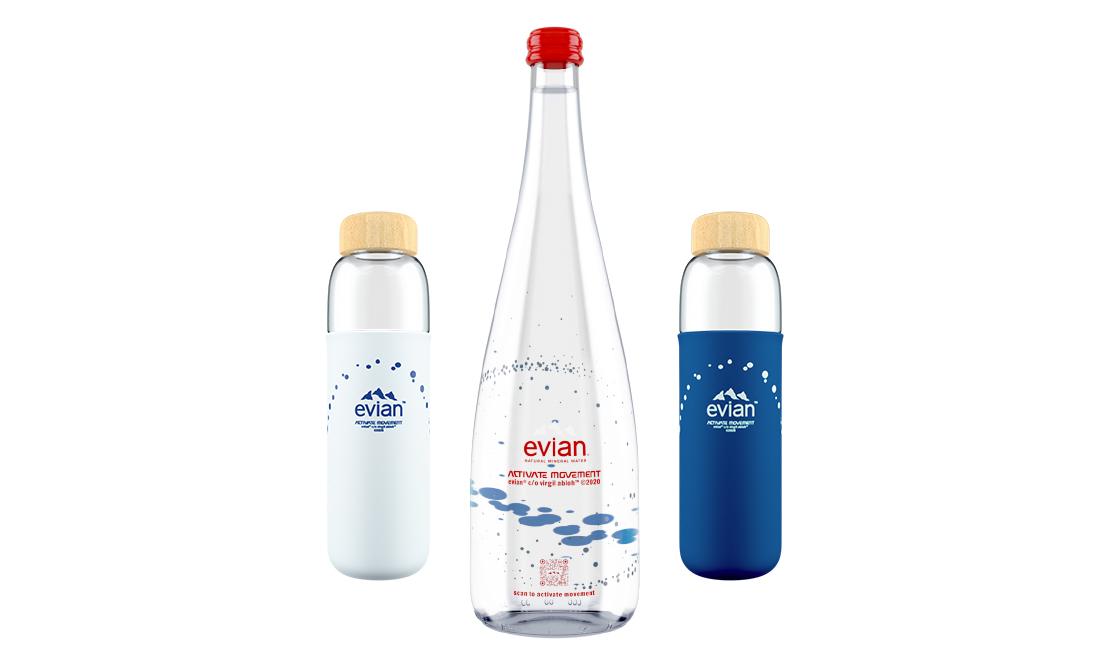 Virgil Abloh x Evian 2020 全新联名系列现已开售