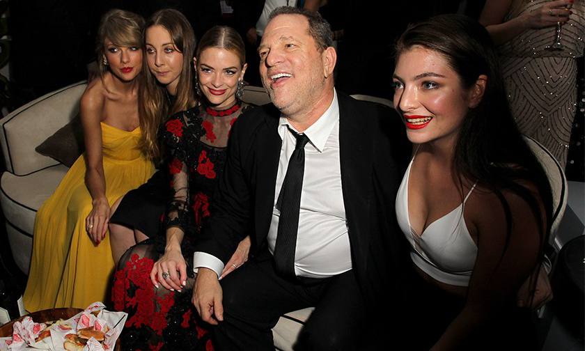 MeToo 运动新成果,Harvey Weinstein 性侵罪名成立