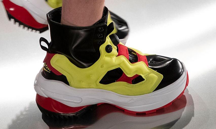 再次于秀场亮相,Maison Margiela x Reebok 联乘鞋款发售时间曝光