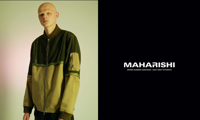 maharishi 2020 春夏系列 Lookbook 公开