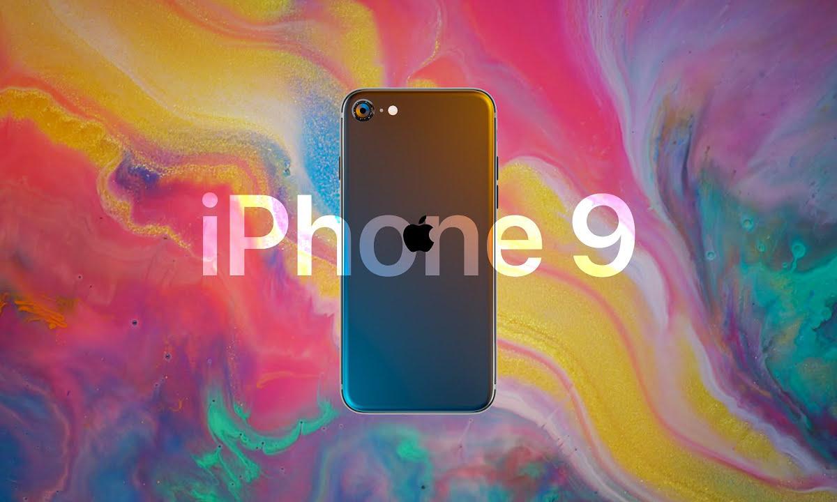 iPhone 9 或将于 3 月发布,定价 3,000 元左右