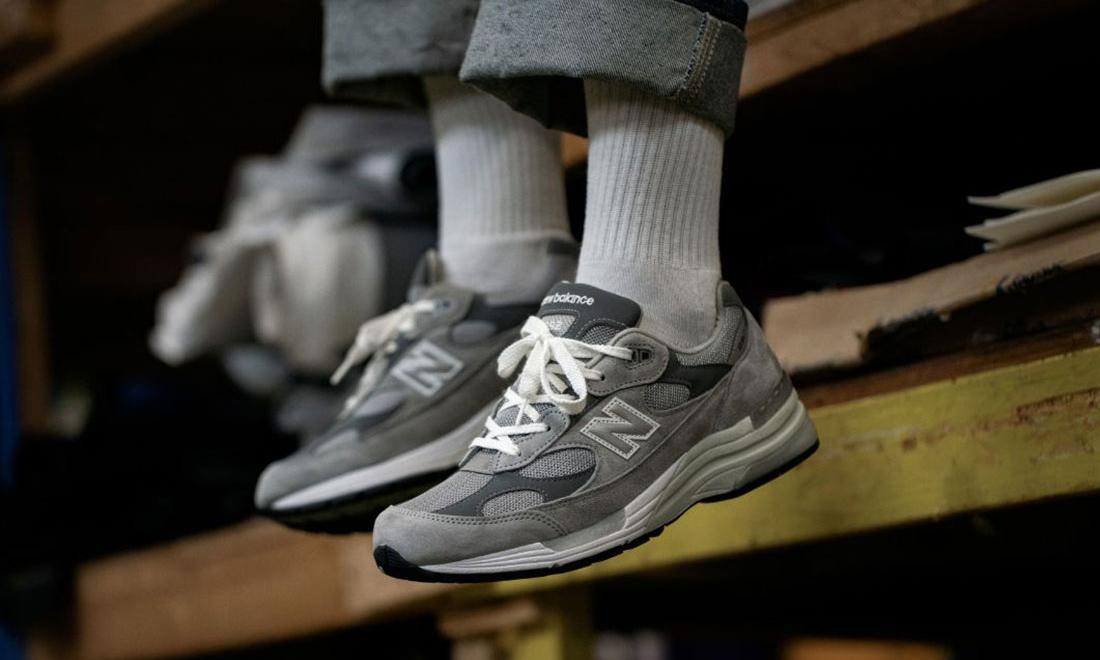 它应该是 New Balance 今年的最热鞋款
