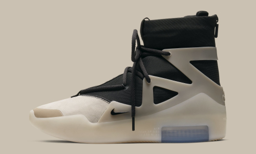 官方图片公布,Nike Air Fear of God 1「String」发售又有转机?