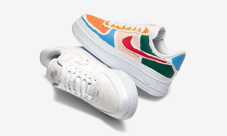 Nike 推出全新「Cut-Away」双重鞋面版本 Air Force 1