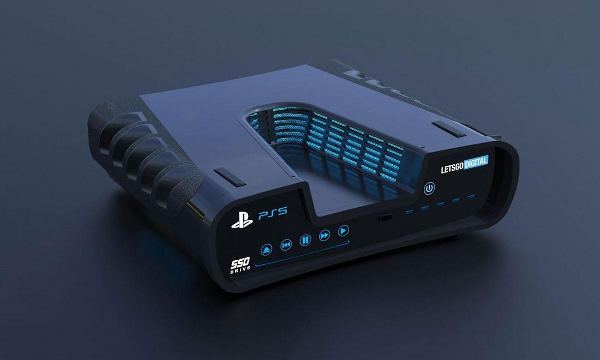 SONY 新专辑曝光 PlayStation 5 新特性