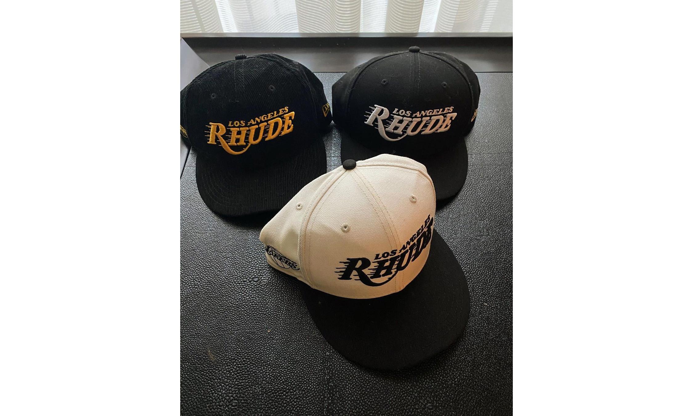 RHUDE x New Era 联名帽款曝光