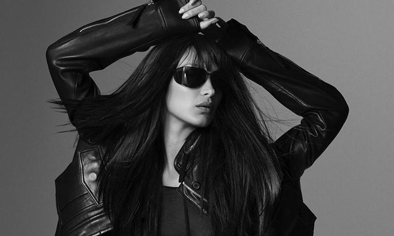 Bella Hadid 最新出镜 Helmut Lang 2020 春夏广告大片