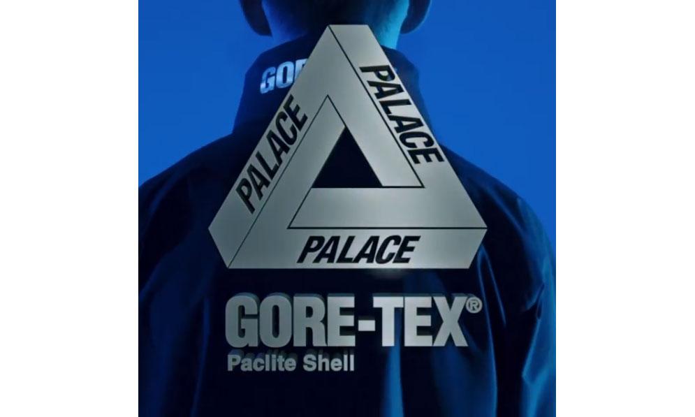 PALACE 最新 GORE-TEX 联名系列公布预告