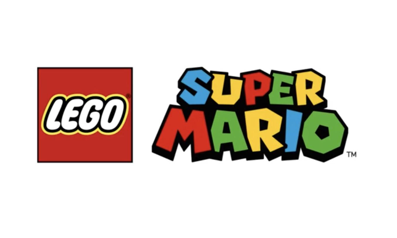 《超级马里奥》x LEGO 联名系列预告释出