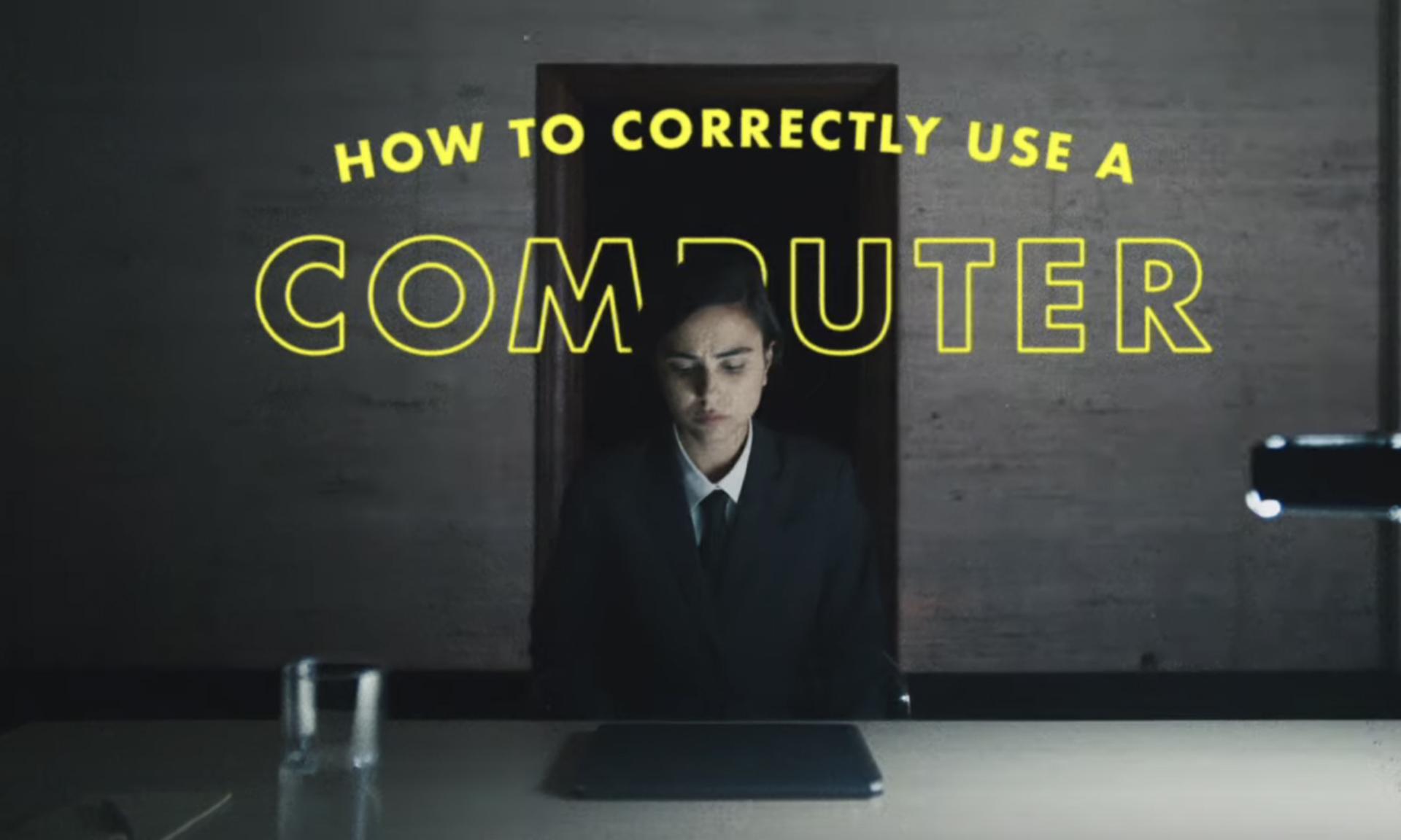 「电脑使用指南」,iPad Pro 全新广告片幽默发布