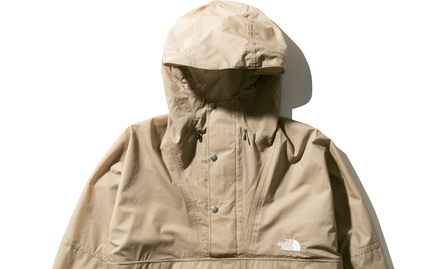 THE NORTH FACE 经典夹克「Windjammer」即将重制回归