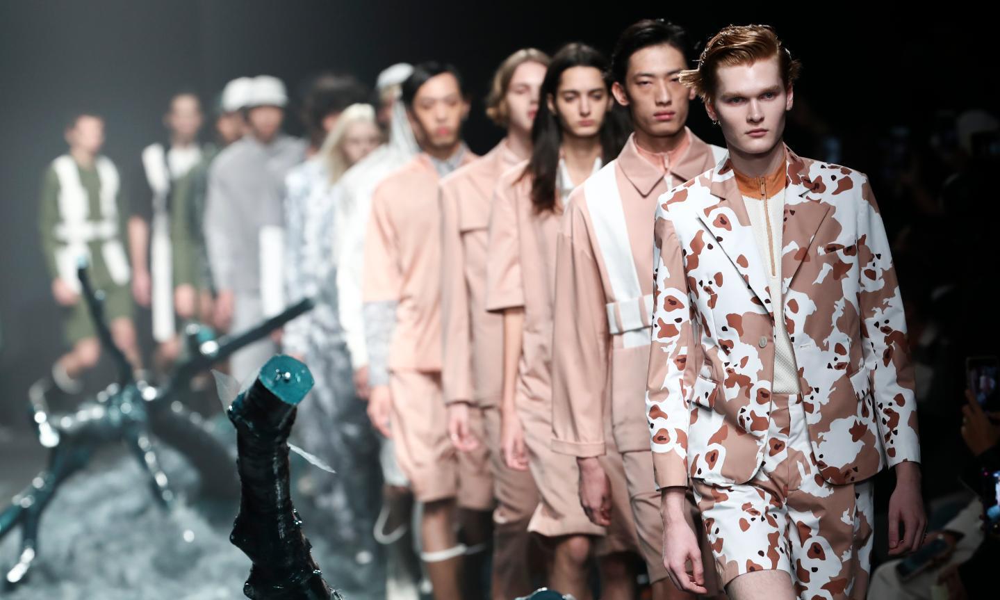 中国时装产业正在从疫情中迅速恢复