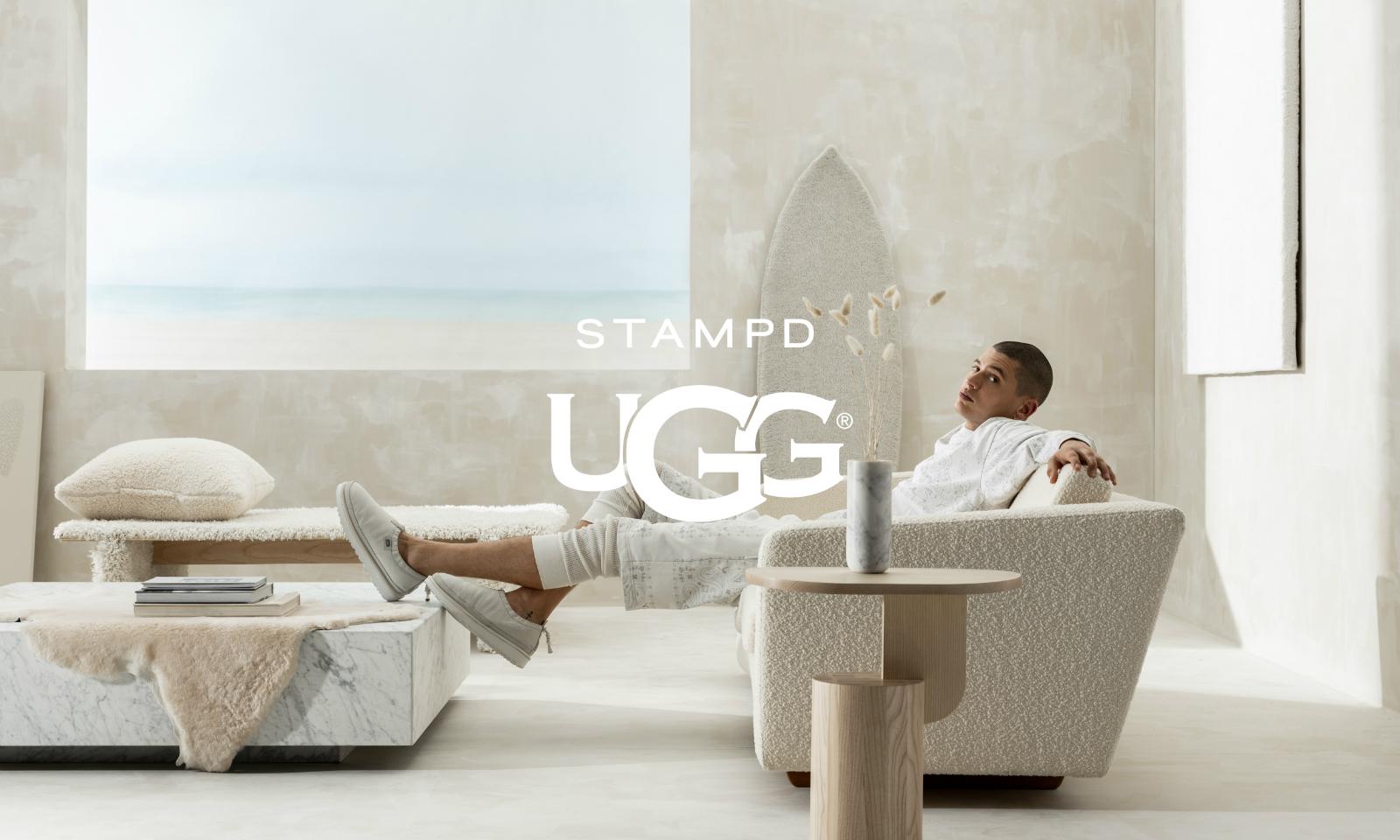UGG x STAMPD 2020 春夏联名系列正式发布