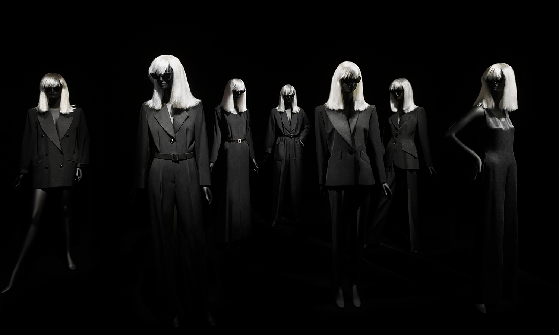 Betty Catroux 特别展览于巴黎 Yves Saint Laurent 艺术博物馆亮相