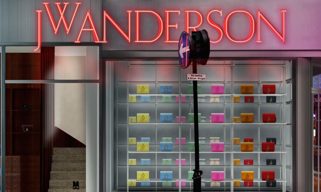 JW Anderson 将在伦敦 Soho 区开设首家英国旗舰店