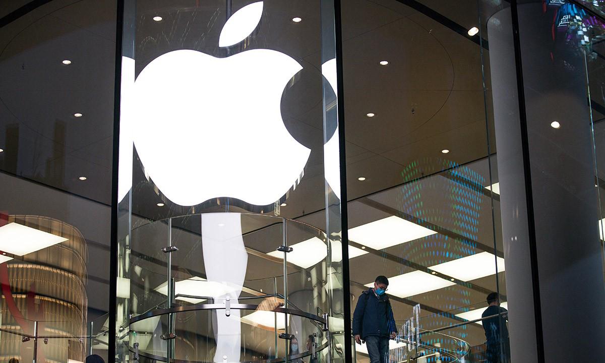 苹果将重新开放中国全部门店