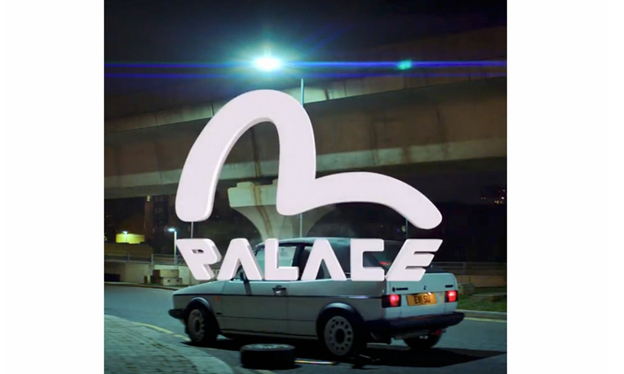 Palace Skateboards x EVISU 全新合作预告公开