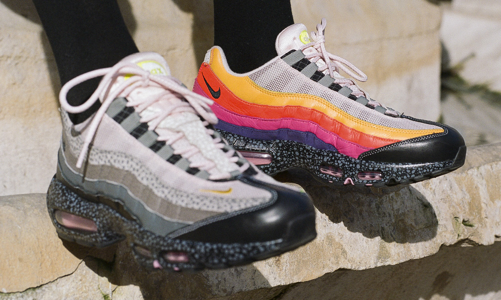 20 合 1,size? x Nike Air Max 95「20 for 20」正式发布