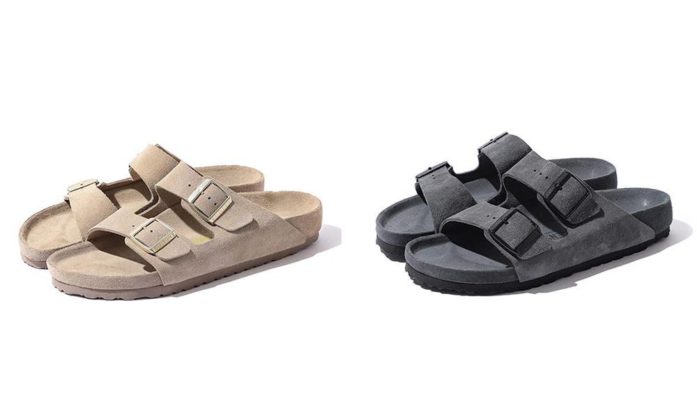 今夏必收基本款,BEAMS x Birkenstock 推出联乘鞋履系列