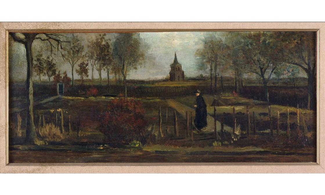 梵高画作《春日花园》于荷兰博物馆遭窃