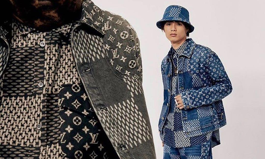 抢先预览 NIGO x Louis Vuitton「LV2」联名系列