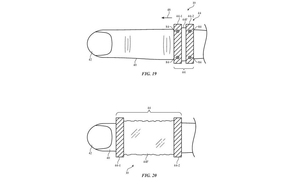 「指环王」准备?苹果获得智能指环专利