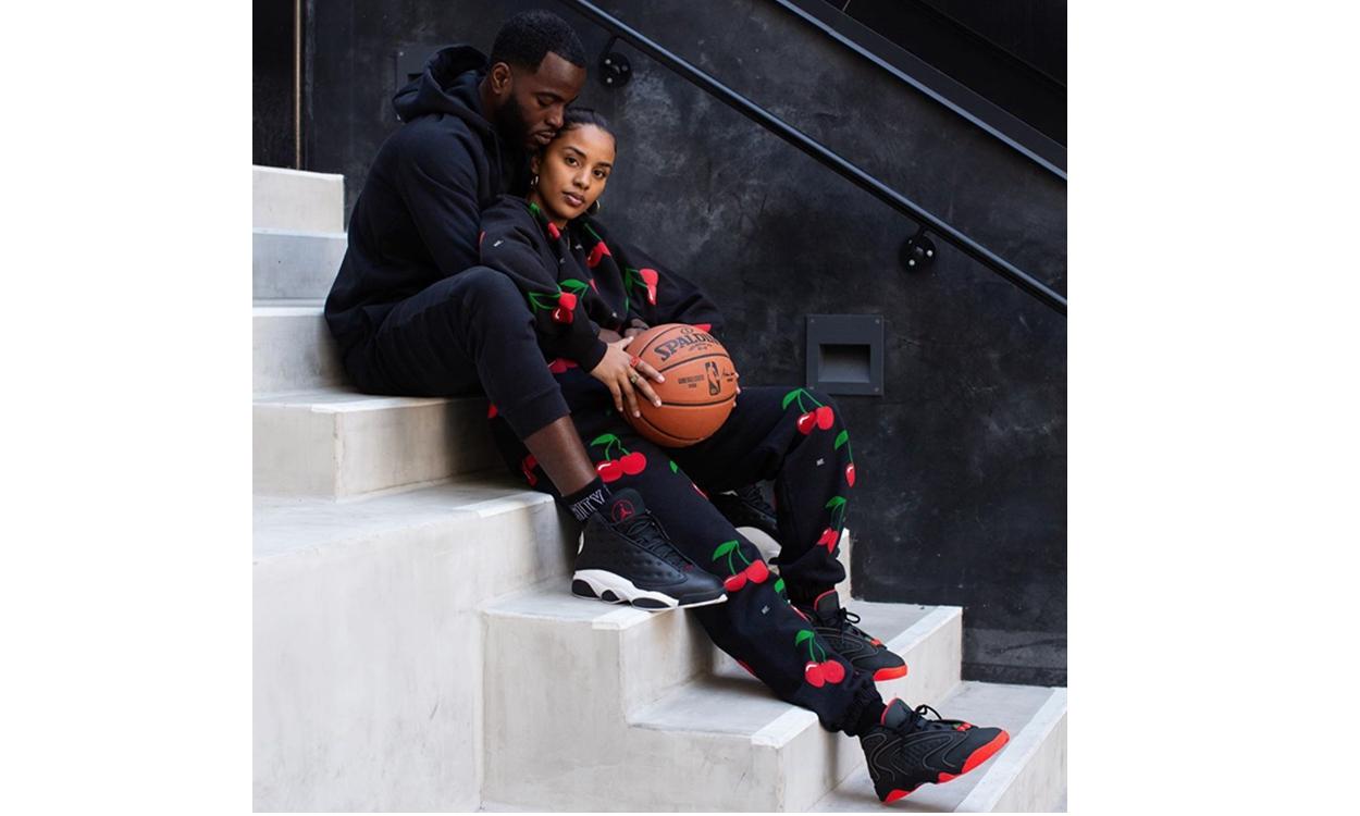 Melody Ehsani 携手 Jordan Brand「复刻」女子专属篮球运动鞋