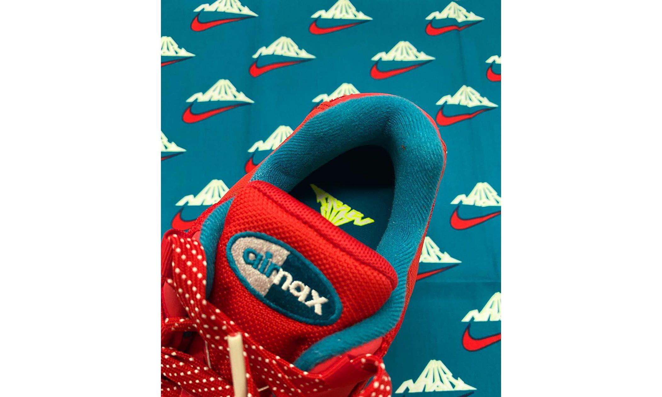 atmos 与 Nike 打造富士山主题 Air Max 95