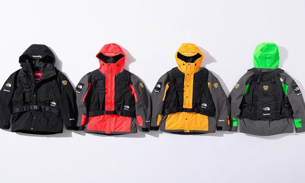 Supreme x THE NORTH FACE 2020 春夏系列抢先预览